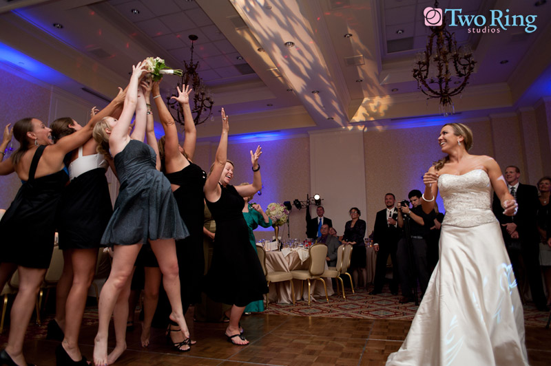 Wedding Bouquet Toss History Dallas Planner Encyclopedia Tossing