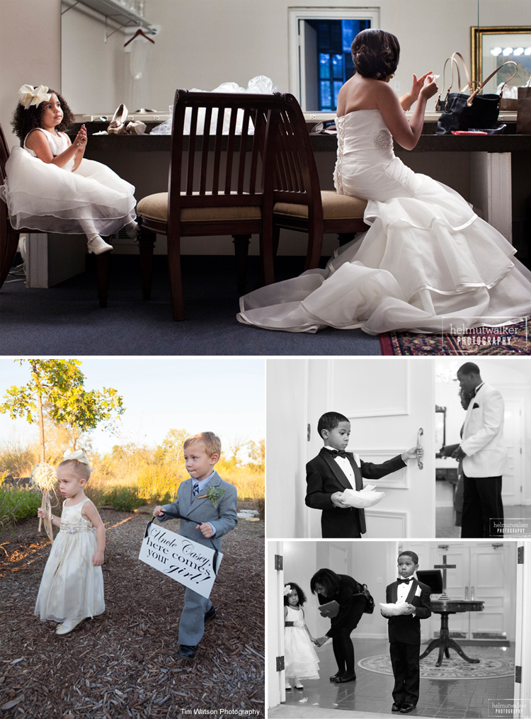 22 ideas to keep the kids at your wedding Kids-in-your-wedding-Hitched-Events