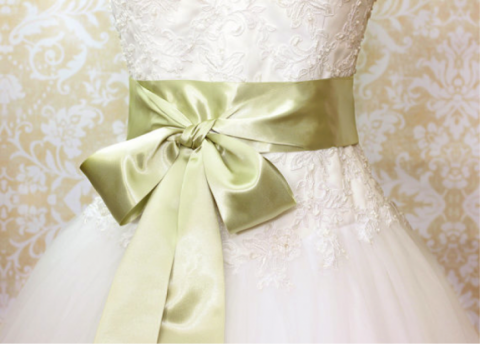 Rhinestone Belts For Wedding Dresses 58 Lovely A romantic luxe satin