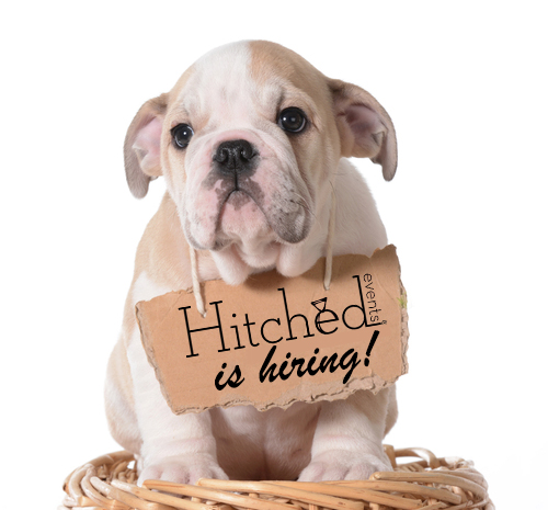 Hitched Events is Hiring