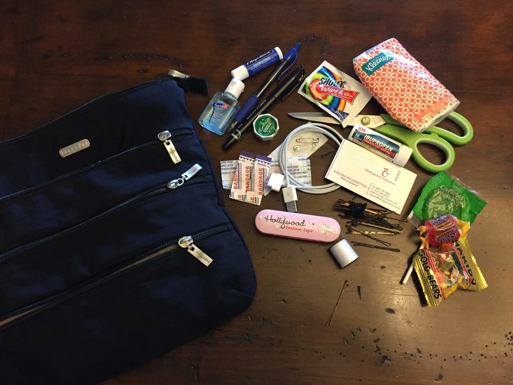 What's In Chelsea's Bag?