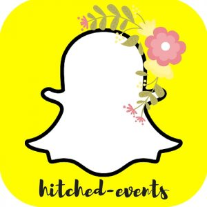 Hitched Events Is On Snapchat