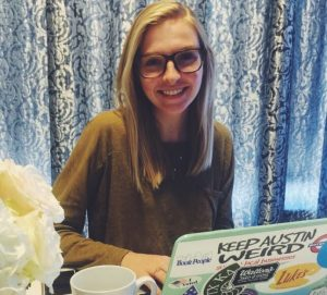 Our sweet summer intern is heading back to school! Hitched Events blog