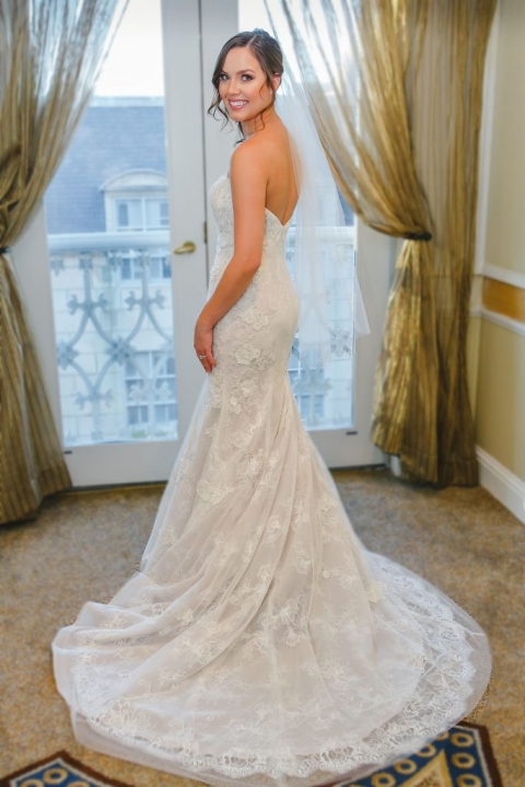 Discount Wedding Dresses Dallas Tx 85 Fancy Bride with strapless lace