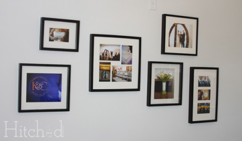 But I Finally Did And Put Six Frames Of Various Sizes Up On One Wall My Office Love How It Turned Out