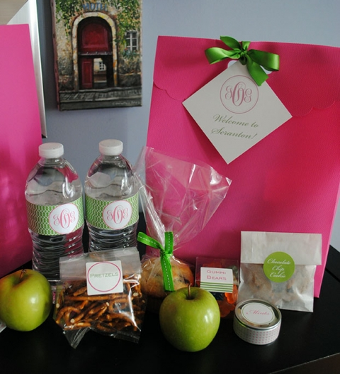 Gift Bags Wedding Out Of Town Guests: Welcome Your Out-of-Town Guests In Style