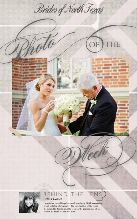 Brides of North Texas - Photo of the week