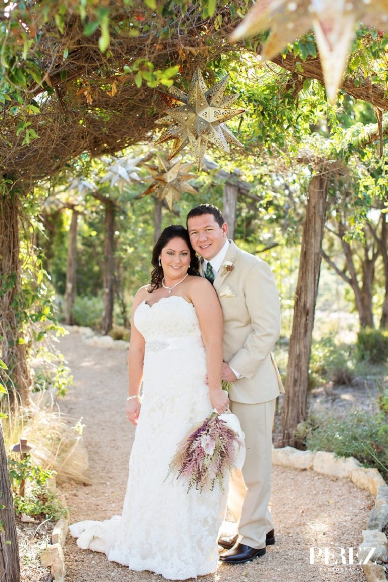 Outdoor wedding Rancho Mirando - Photo by Perez Photography