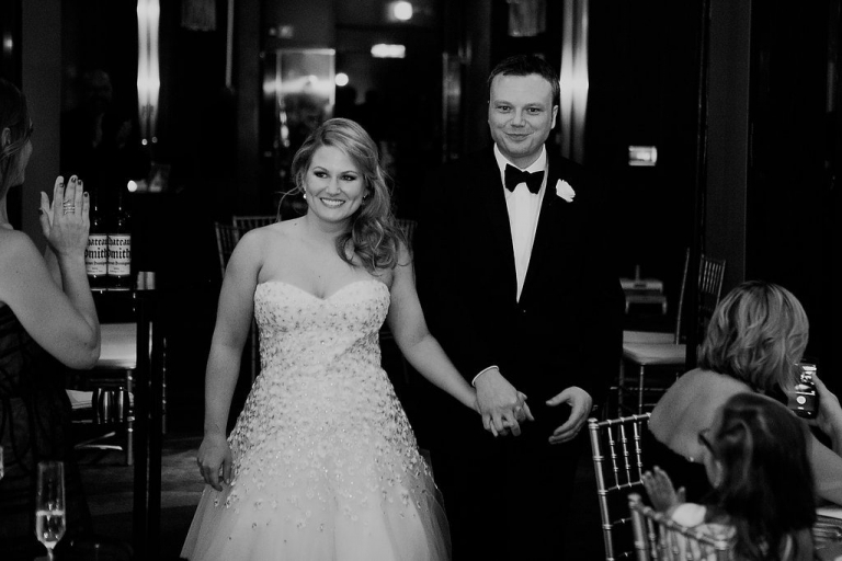 Hitched Events The Blogging Bride series featuring Cameron and Jay's May 2015 wedding at The Joule in Dallas, TX - Photos by Joshua Aull Photography